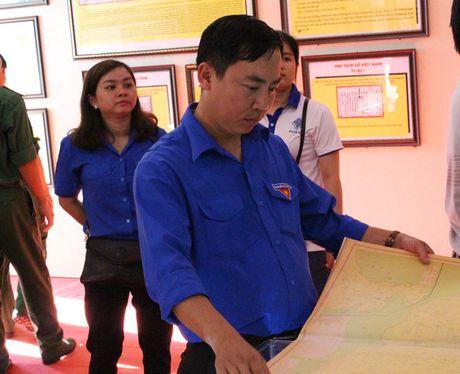 Tu lieu chu quyen Hoang Sa, Truong Sa den voi Quan khu 9 - Anh 5