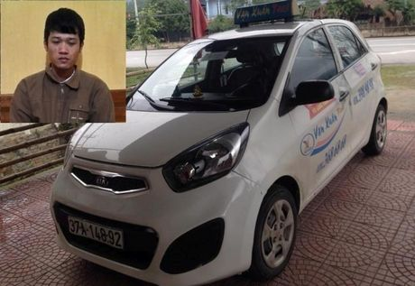 Ha Tinh: Ke giet tai xe cuop taxi linh an chung than - Anh 2