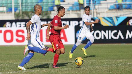 Doi hinh tieu bieu luot tran thu 2 AFF Cup 2016: Goi ten Xuan Truong, Trong Hoang - Anh 2