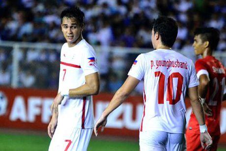 Doi hinh tieu bieu luot tran thu 2 AFF Cup 2016: Goi ten Xuan Truong, Trong Hoang - Anh 3