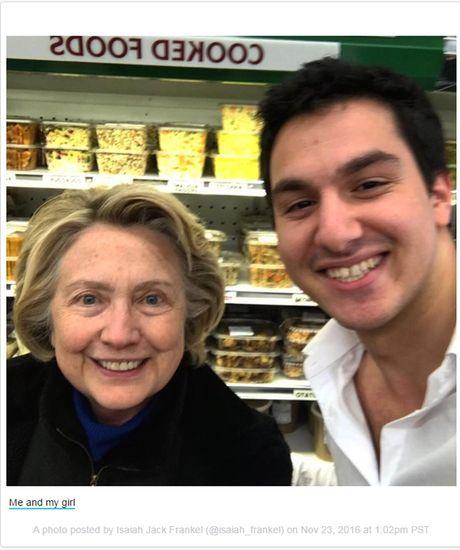 Hillary Clinton tro lai cuoc song thuong nhat sau that bai tranh cu - Anh 1