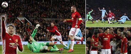 Man United 4-0 Feyenoord: Quy do dai thang, rong duong di tiep - Anh 1