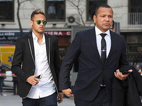 Neymar se khong de thoat toi tron thue nhu Messi - Anh 1