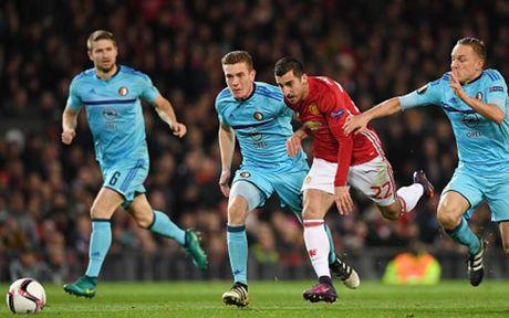 Cham diem MU 4-0 Feyenoord: Nga mu truoc Rooney - Anh 11