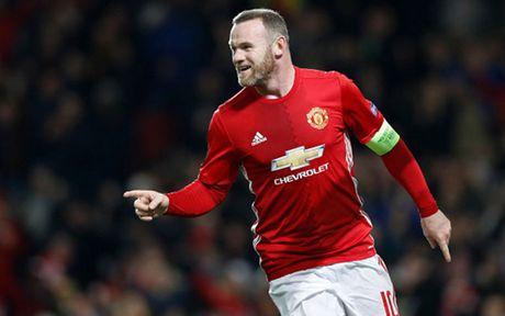 Cham diem MU 4-0 Feyenoord: Nga mu truoc Rooney - Anh 1