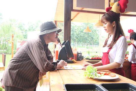 Tran Thanh vuong 'tinh tay ba' trong phim 'Cho em den ngay mai' - Anh 5