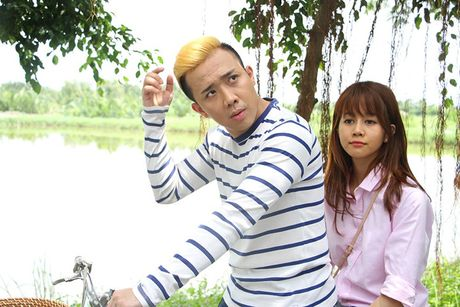 Tran Thanh vuong 'tinh tay ba' trong phim 'Cho em den ngay mai' - Anh 6