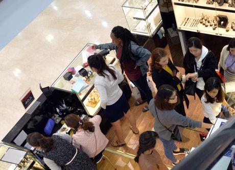 Nguoi Ha Noi chen chuc mua sam trong ngay Black Friday 2016 - Anh 10