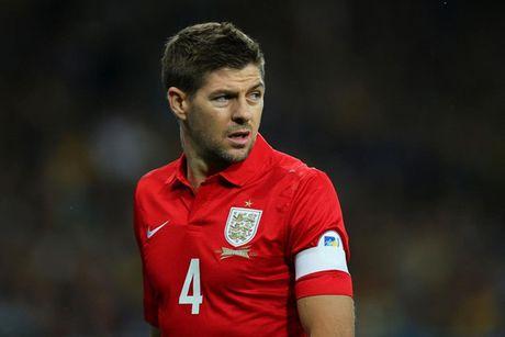 Steven Gerrard va doi hinh nhung ngoi sao 'vo duyen' voi DTQG - Anh 6