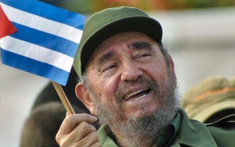 Lanh tu Fidel Castro – Nguoi chien sy cong san kien trung - Anh 1
