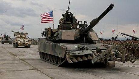 My-NATO khuyen gau Nga tu be nanh, nam yen trong vong vay - Anh 2