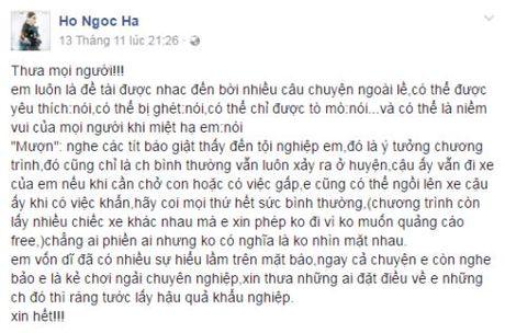 Tai xuat, Ha Vi khong nhac gi den Cuong Do la - Anh 3