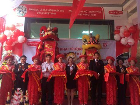 Dai-ichi Life Viet Nam mo rong mang luoi kinh doanh tai tinh Quang Nam - Anh 1