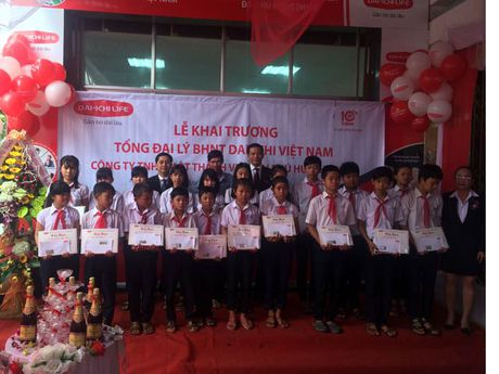 Dai-ichi Life Viet Nam mo rong mang luoi kinh doanh tai tinh Quang Nam - Anh 2