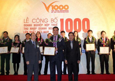 Vietnam Report tung cong bo 'DN chua hai long voi nganh Thue' - Anh 1