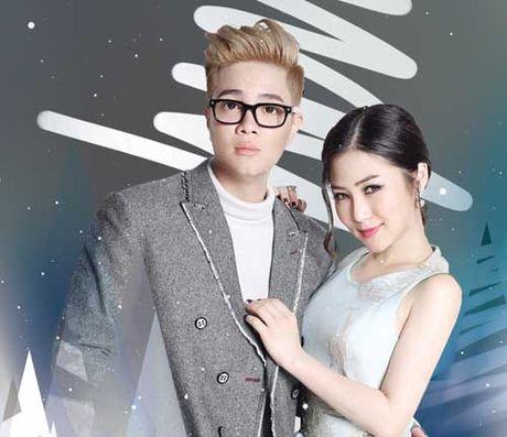 Bui Anh Tuan tai hop tinh cu Huong Tram trong album moi - Anh 1