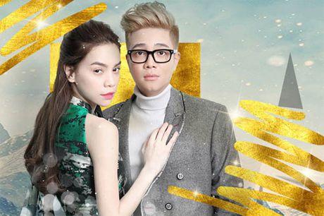 Bui Anh Tuan tai hop tinh cu Huong Tram trong album moi - Anh 2