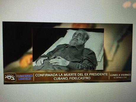 Nhung cot moc quan trong cua ky nguyen Fidel Castro - Anh 1