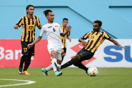 Link xem truc tiep Myanmar vs Malaysia - Anh 2