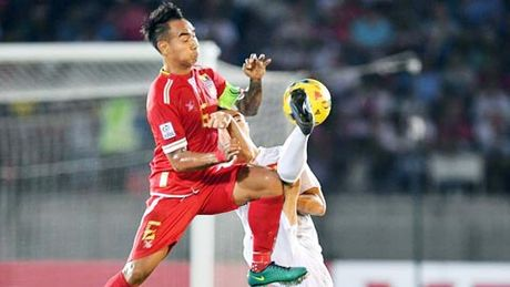 Myanmar vs Malaysia, 18h30 ngay 26/11: Quyet dau vao ban ket AFF Cup - Anh 1