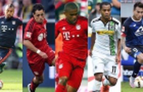 Bo xa Bayern, RB Leipzig xo do ky luc nua the ky - Anh 4