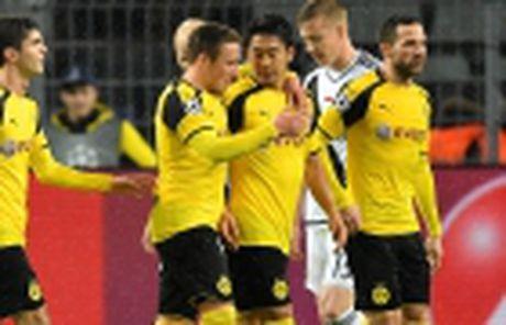 Cap nhat ti so: Eintracht Frankfurt 1-0 Borussia Dortmund (Hiep 2) - Anh 2