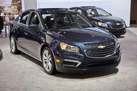Chevrolet Cruze 2016 ban nang cap gia 589 trieu tai VN - Anh 10