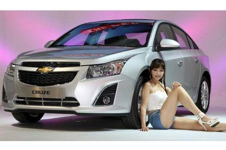 Chevrolet Cruze 2016 ban nang cap gia 589 trieu tai VN - Anh 2