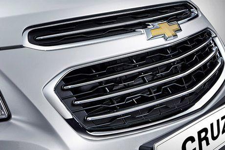 Chevrolet Cruze 2016 ban nang cap gia 589 trieu tai VN - Anh 3