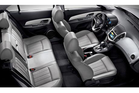 Chevrolet Cruze 2016 ban nang cap gia 589 trieu tai VN - Anh 7