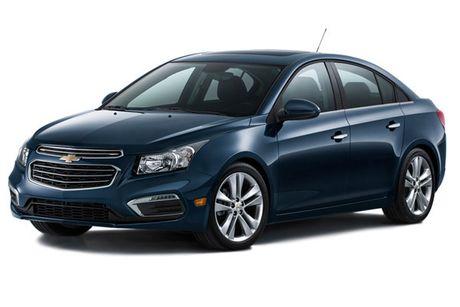 Chevrolet Cruze 2016 ban nang cap gia 589 trieu tai VN - Anh 9