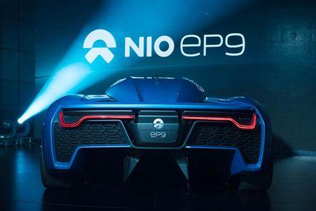 NIO EP9 – sieu xe dien nhanh nhat The gioi - Anh 5