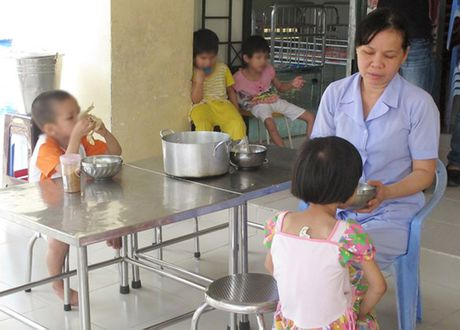 Gia tang tre nhiem HIV: Lo hong can khac phuc - Anh 1