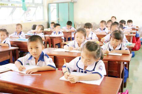 Chuong trinh SEQAP: Nang chat luong giao duc vung kho - Anh 1
