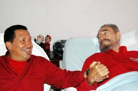 Lanh tu Cuba Fidel Castro qua doi o tuoi 90 - Anh 10