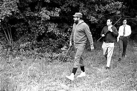 Lanh tu Cuba Fidel Castro qua doi o tuoi 90 - Anh 3