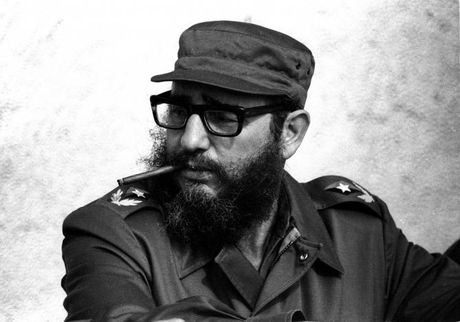 Lanh tu Cuba Fidel Castro qua doi o tuoi 90 - Anh 5