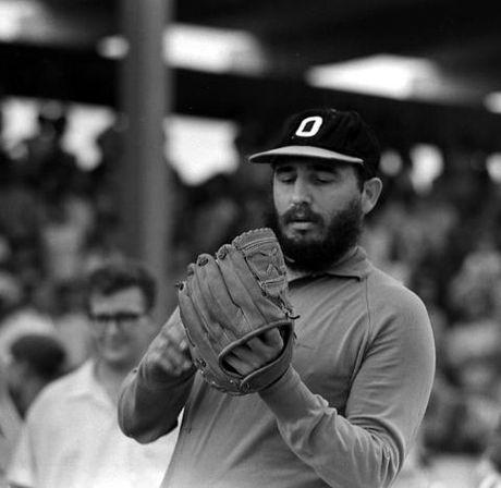 Lanh tu Cuba Fidel Castro qua doi o tuoi 90 - Anh 6