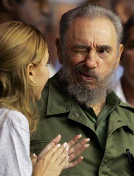 Lanh tu Cuba Fidel Castro qua doi o tuoi 90 - Anh 8