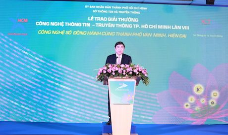 TP.HCM trao giai thuong CNTT-TT lan thu 8 - Anh 2