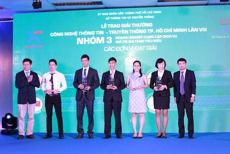 TP.HCM trao giai thuong CNTT-TT lan thu 8 - Anh 5