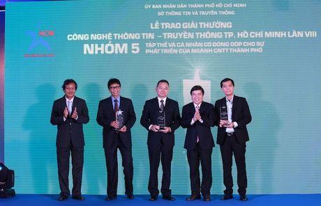 TP.HCM trao giai thuong CNTT-TT lan thu 8 - Anh 7