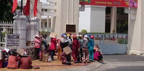 Ninh Thuan: Di doi cho Tan Tai phai dam bao sinh ke cho nguoi dan - Anh 1