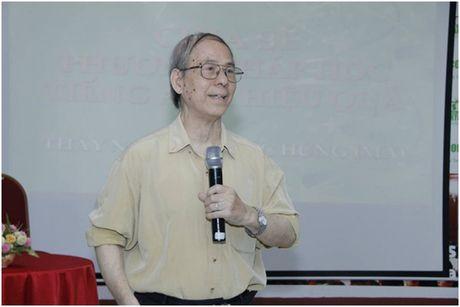 Thay giao Nguyen Quoc Hung, MA chia se cach hoc tu vung tieng Anh hieu qua - Anh 1
