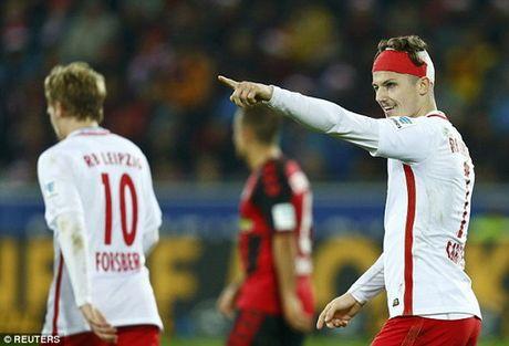 """RB Leipzig: """"Leicester moi"""" cua Bundesliga - Anh 2"""