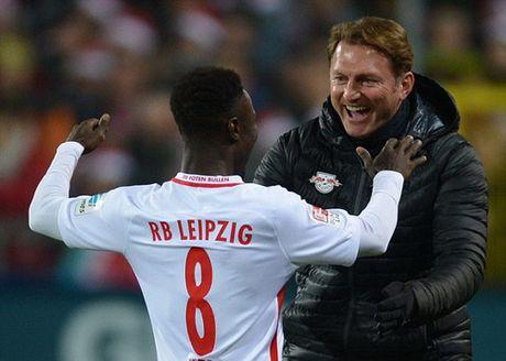 """RB Leipzig: """"Leicester moi"""" cua Bundesliga - Anh 4"""