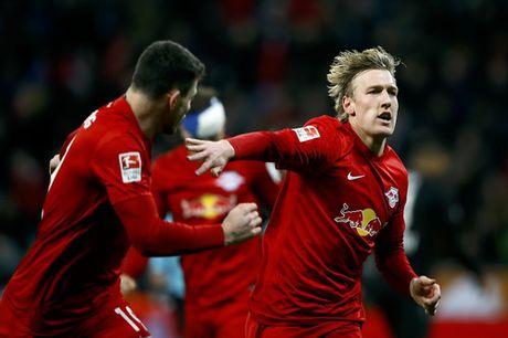 """RB Leipzig: """"Leicester moi"""" cua Bundesliga - Anh 5"""