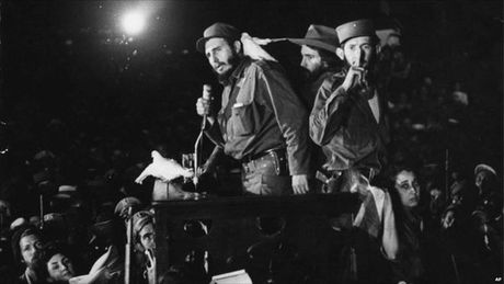 Cuoc doi in vao lich su cua lanh tu Fidel Castro - Anh 3
