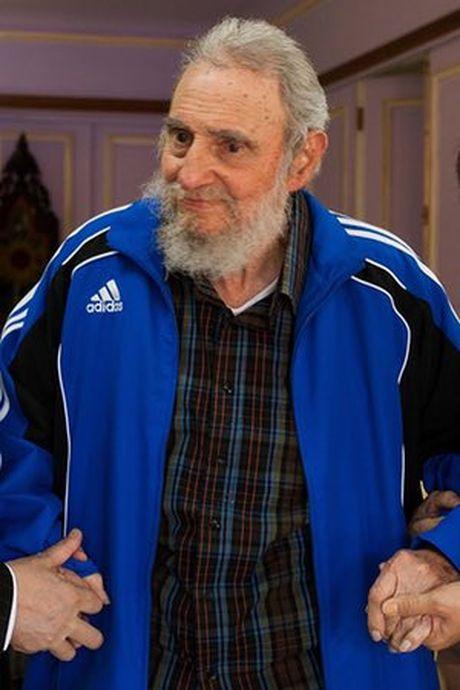 Cuoc doi in vao lich su cua lanh tu Fidel Castro - Anh 5