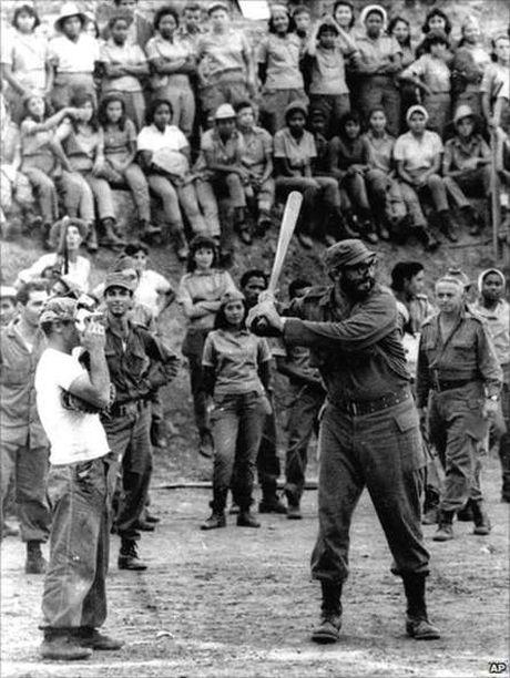 Cuoc doi in vao lich su cua lanh tu Fidel Castro - Anh 7